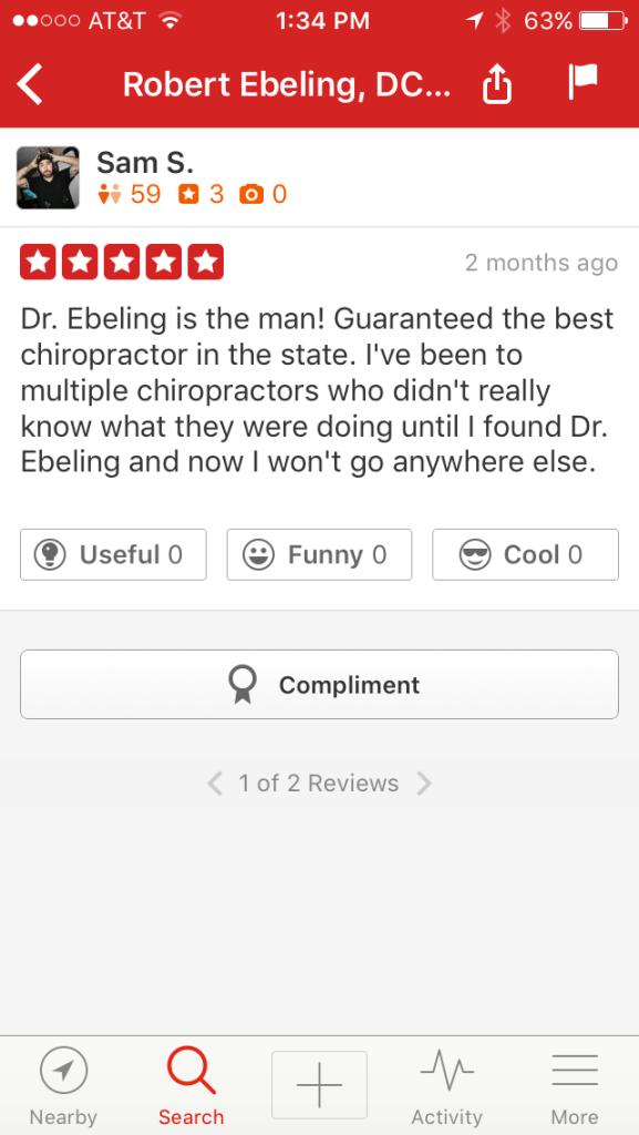 Denver Chiropractor Denver